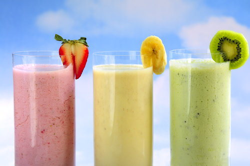 3 Frucht-Smoothies